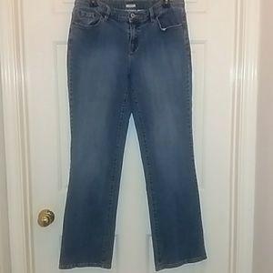 Liz Claiborne Stretch Jeans